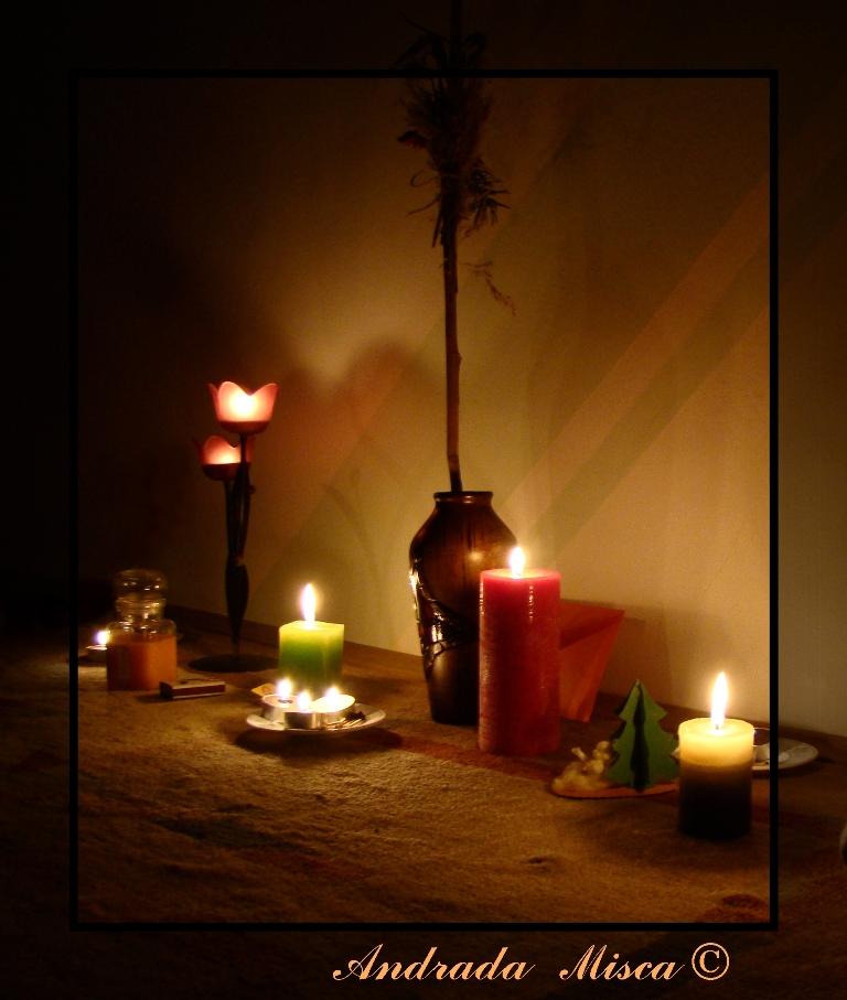Şedinţă foto: lumânări şi bijuterii (2/6)